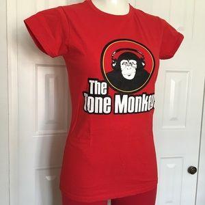 Tops - Tone Monkeys band T shirt